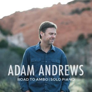 Adam Andrews Road to Ambo Cover